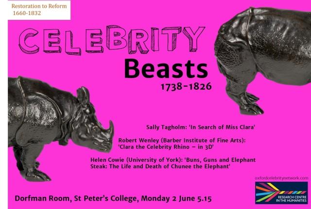 Celebrity Beasts
