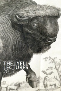 Lyell Lectures 2015