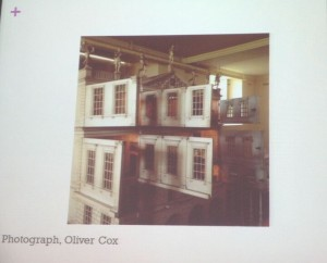 """Slide from """"Gender, Identity and the Imagination: Baby Houses in Eighteenth-Century England"""""""